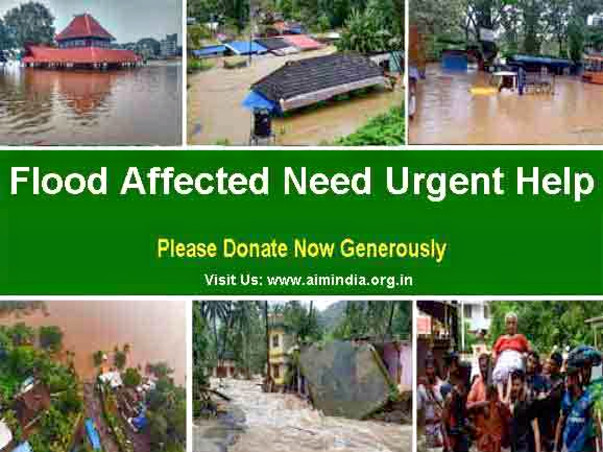 Kerala-Orissa Flood Relief - Urgent Help Needed