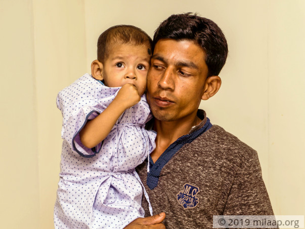 Help Sameerul who needs an urgent heart surgery