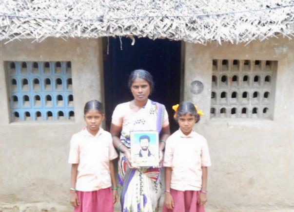 Help Mrs.Maheswari To Fight Her Fate