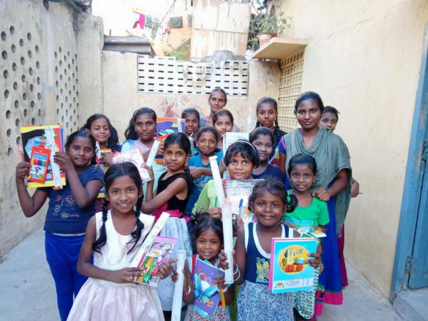Childcare And Educational Support For Underprivileged Children