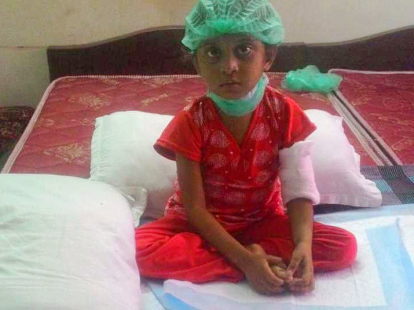6-year-old Husna Undergo Liver Transplant Operation Successfull