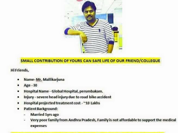 Help Arjun To Fight For His Life