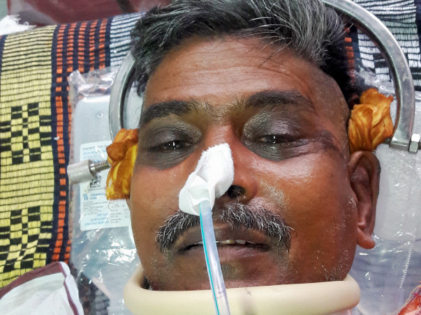 Help karpargam for eye surgery