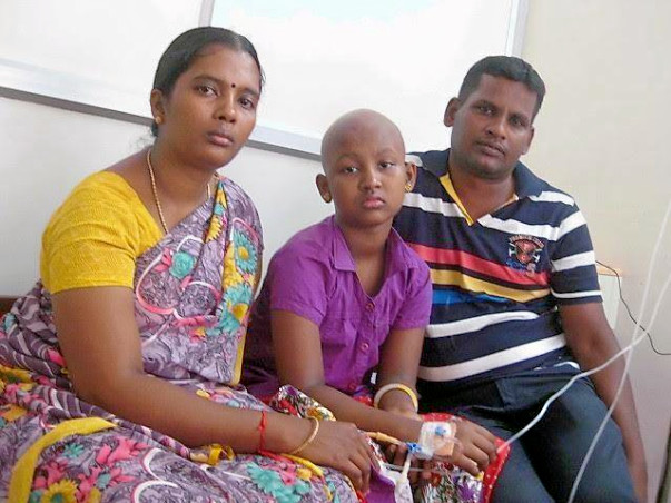 Help Mathumitha Fight Acute Myleoid Leukemia