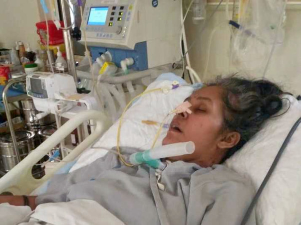 Help My Mother Fight With Rare Autoimmune Disease, Polymyositis