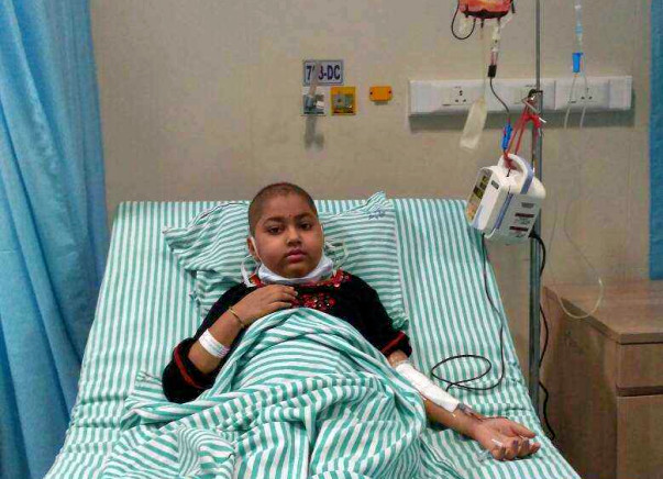9-year-old Priyanka Is Diagnosed With Blood Cancer and She Needs Help