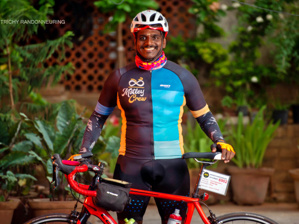 Support Arun K To Participate In Paris Brest Paris - 1200 Km Cycling