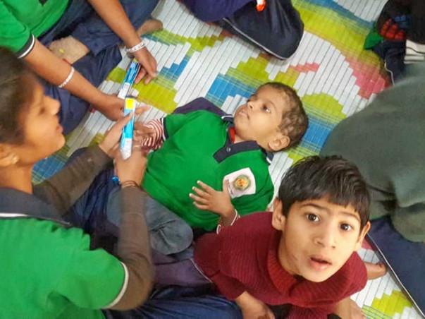 VIKAS SPECIAL SCHOOL & REHABILITATION CENTRE