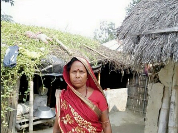 45 Years Old Sawitri Devi Needs Your Support To Fight His Life