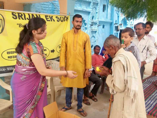 On a Mission to transform Rural India