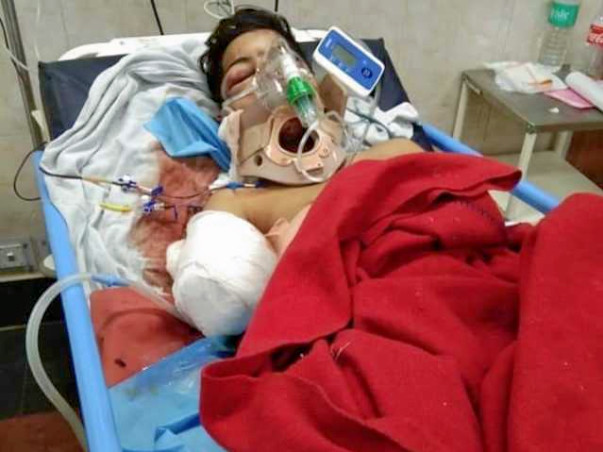 Help 14-Year-old Devansh Recover From A Major Train Accident
