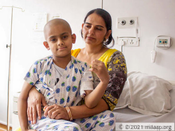 6-Year-Old With Cancer Has Only 15 Days For Transplant