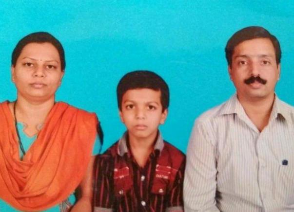 Help 45-year-old Ajay to walk again