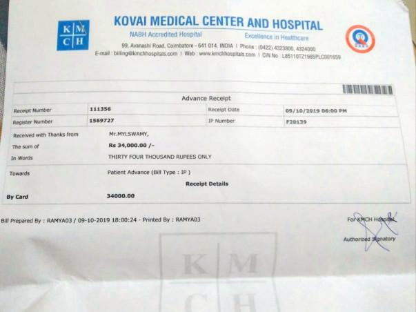 Help My Father Undergo Craniotomy Surgery!