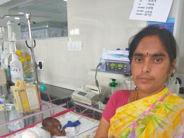 She Lost One Of Her Babies, And Now The Other Needs Help To Survive