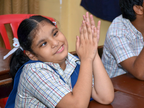 Give education to 175 mentally challenged children in Punarvas School