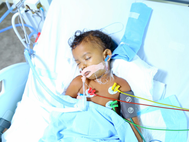 Help Alankrith who is in a critical state in the ICU