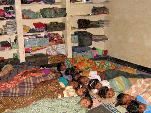 Gift Bunk Beds To Sphoorti Children