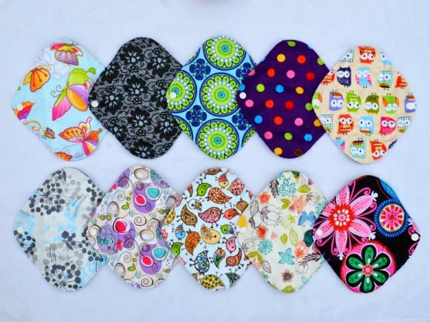 Save Earth - Use and Throw Cloth Sanitary Pad
