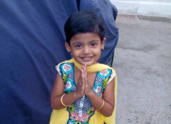 I am fundraising to save Aseela from painful monthly blood transfusions