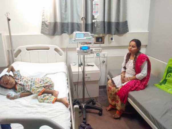 Save Aranya Struggling With Gastroesophageal Reflux Disease (GERD)