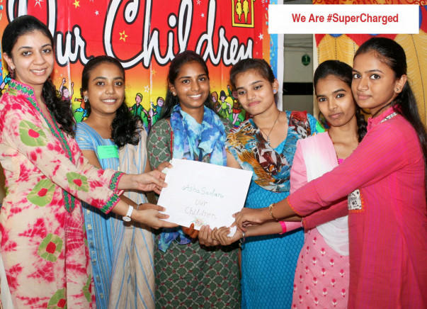 Support Education Of 100 Orphan Children #SuperChargeTheirFuture