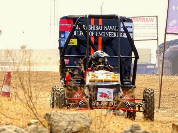 Need your support to participate in SAE India's e-Baja competition.