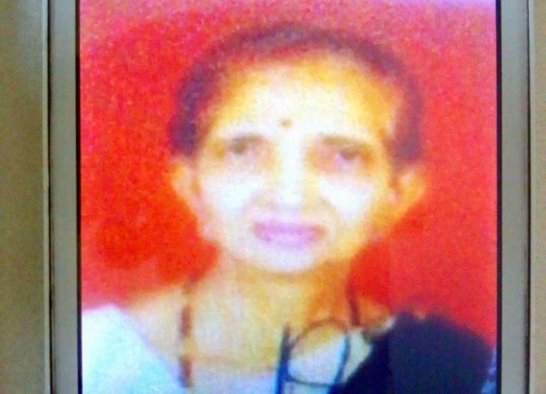 Help Jayashree Shrigiri Fight Throat Cancer