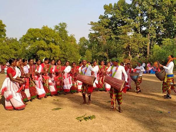 Tribal & Folk Cultural Academy at Susunia, Bankura