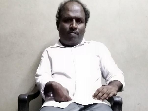 Help Abdul Gafoor Get a Wheelchair