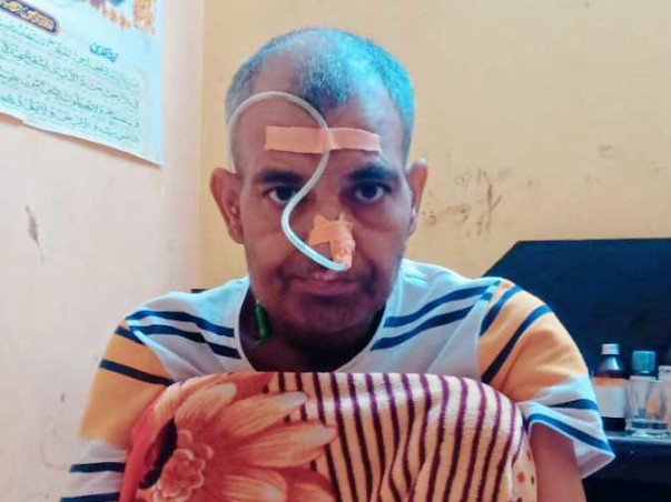Support Mohammad Yusuf recover from oral cavity cancer