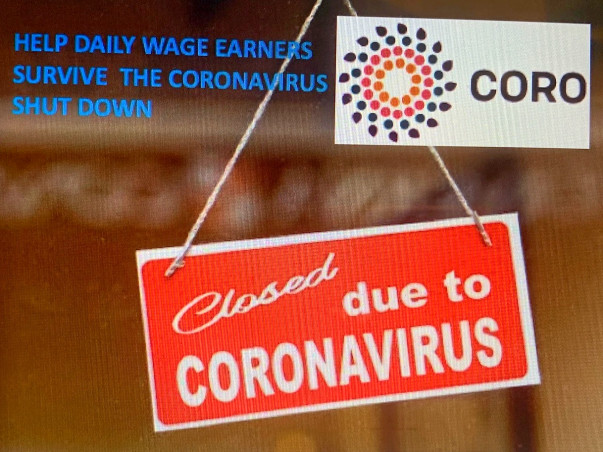 Help Daily Wage Earners hit by Coronavirus