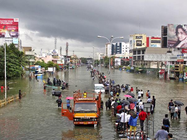 I am fundraising towards Chennai's Rehabilitation