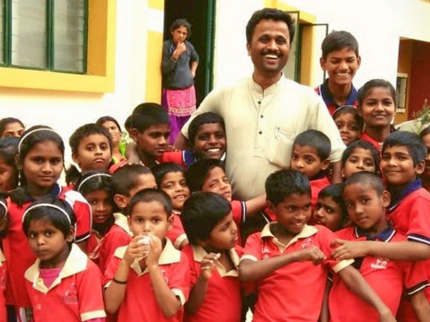 Help Sparsha Trust Support 60 Children's Education For A Year