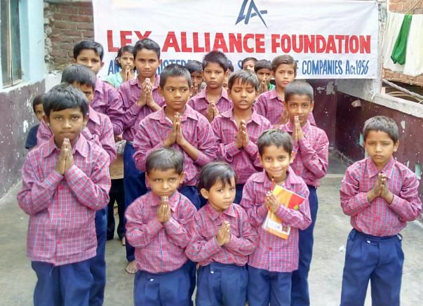 SUPPORT US TO EDUCATE UNDER PRIVILEGED CHILDREN IN DELHI/NCR