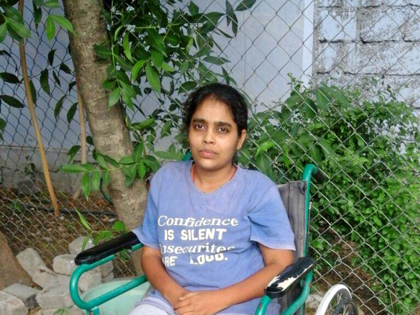 Support Me to walk,each donation can save my life #savesoumya