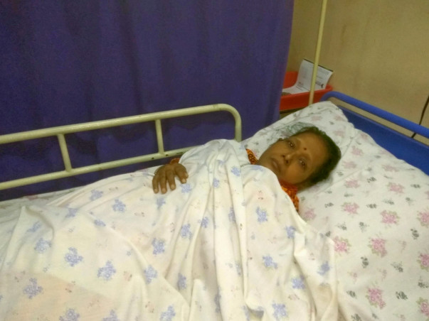 Raja Needs Your Help to Save His Mother from Complete Blindness