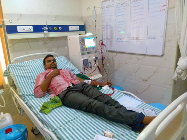 Help Raju Survive End Stage Renal Failure