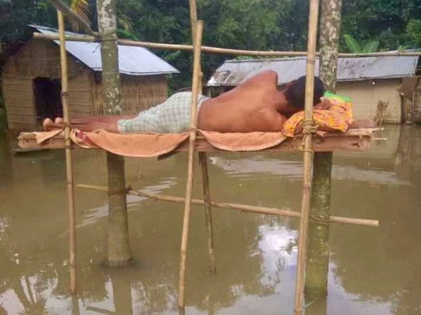 Donate for Assam Floods