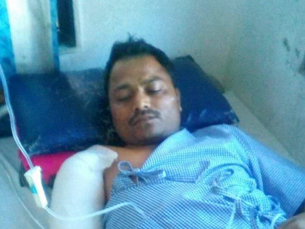 Help To Shrikrishna To Undergo Operation And Support His Family