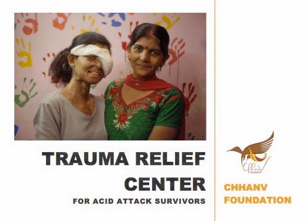 Help Laxmi Build A Home For Acid Attack Survivors