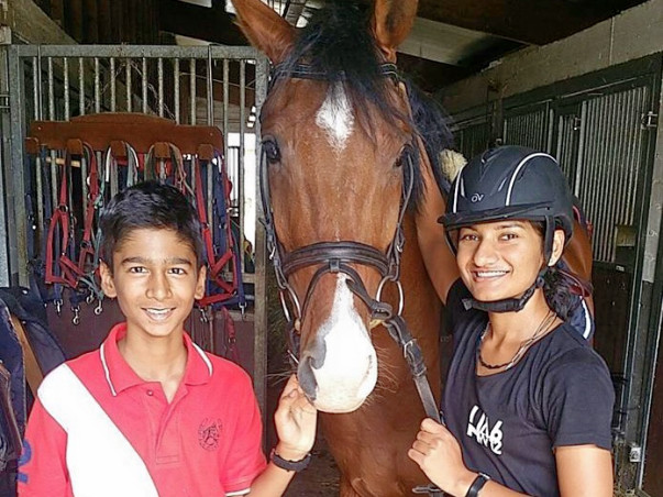I am fundraising to help me compete in Asiad and Olympics in Equestrian Sports