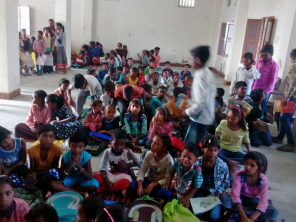 Free Computer Training centre for poor children