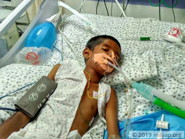 In Just 3 Days, This 8-Year-Old Was Completely Paralyzed In Pain