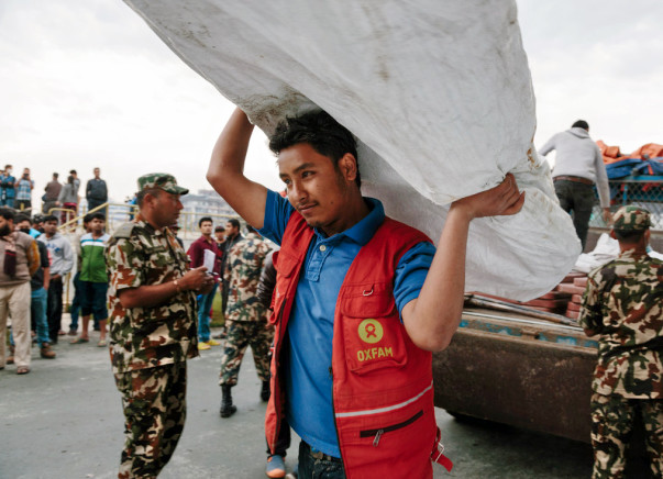 Fundraising towards relief efforts for earthquake survivors in Nepal. Every support counts!
