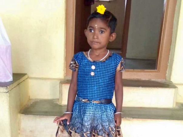 Help Pranya Recover From Cystic Fibrosis