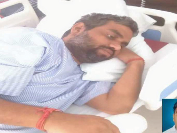 Help Ajit live a healthy life again