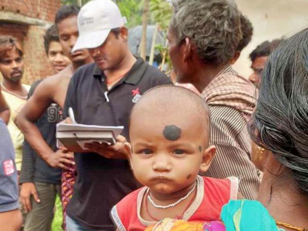 Lets rebuild Orissa! #cyclonefani