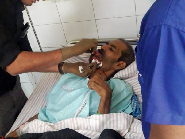 Help Piyush Father to Fight Mouth Cancer
