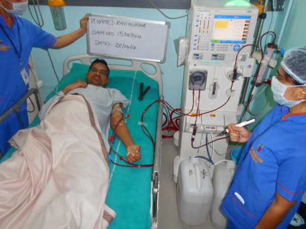 Help Ravi for Kidney Transplantation